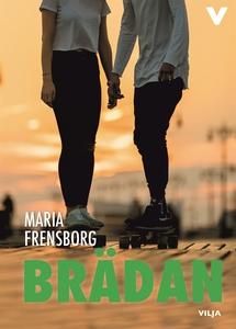 Brädan (ljudbok) av Maria Frensborg