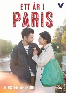 Ett år i Paris (ljudbok) av Kirsten Ahlburg