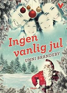 Ingen vanlig jul (ljudbok) av Unni Brandeby