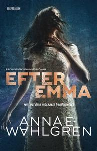 Efter Emma (e-bok) av Anna E. Wahlgren