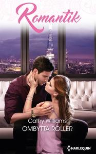 Ombytta roller (e-bok) av Cathy Williams