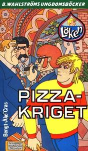 Löken 1 - Pizza-kriget (e-bok) av Bengt-Åke Cra