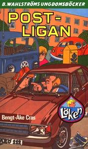 Löken 2 - Post-ligan (e-bok) av Bengt-Åke Cras