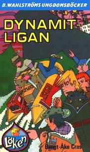 Löken 5 - Dynamit-ligan (e-bok) av Bengt-Åke Cr