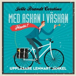 Med askan i väskan (ljudbok) av Jelle Brandt Co