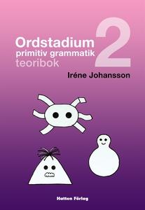 Ordstadium, primitiv grammatik - teoribok (e-bo