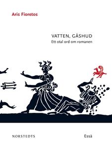 Vatten, gåshud : ett otal ord om romanen (e-bok