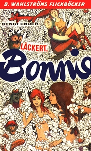 Bonnie 8 - Läckert, Bonnie (e-bok) av Bengt Lin