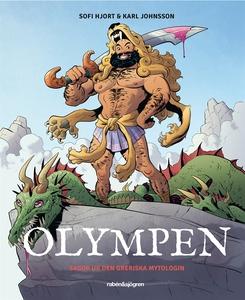 Olympen : Sagor ur den grekiska mytologin (e-bo