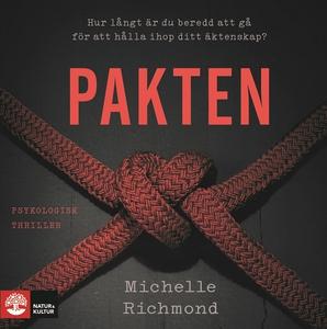 Pakten (ljudbok) av Michelle Richmond