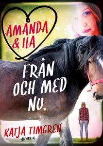 Amanda & Ila från och med nu (e-bok) av Katja T