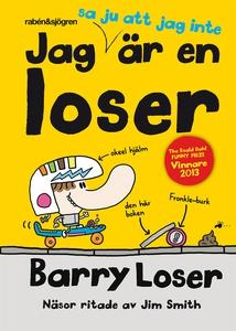 Jag sa ju att jag inte är en loser (e-bok) av J
