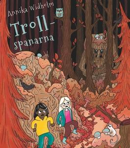 Trollspanarna (ljudbok) av Annika Widholm