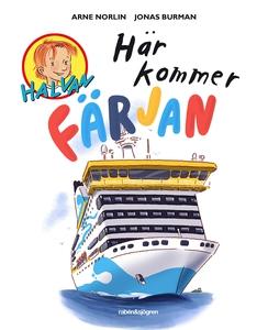 Här kommer färjan (e-bok) av Arne Norlin