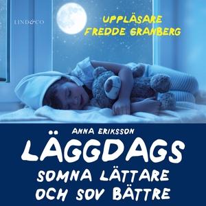 Läggdags - Somna lättare och sov bättre (ljudbo