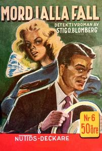 Mord i alla fall (e-bok) av Stig O. Blomberg