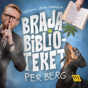 Brajabiblioteket (ljudbok) av Per Berg
