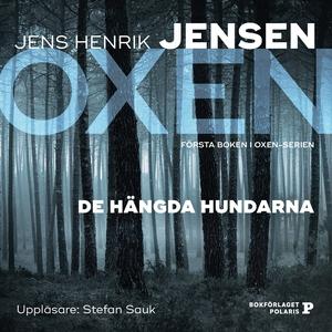 De hängda hundarna (ljudbok) av Jens Henrik Jen