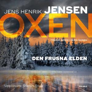 Den frusna elden (ljudbok) av Jens Henrik Jense