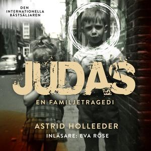 Judas (ljudbok) av Astrid Holledeer