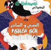 Pojken och trollkarlen / svenska-arabiska