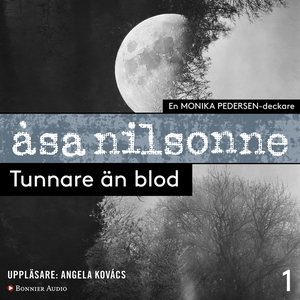 Tunnare än blod (ljudbok) av Åsa Nilsonne