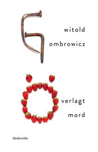 Överlagt mord (e-bok) av Witold Gombrowicz
