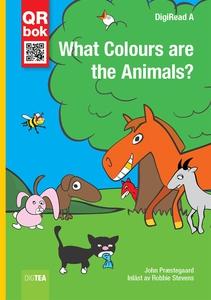 What Colours are the Animals? - DigiRead A (e-b