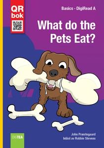What do the Pets Eat? - DigiRead A (e-bok) av J