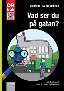 Vad ser du  på gatan? - DigiMikro (e-bok) av Jo