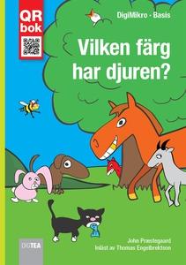 Vilken färg har djuren? - DigiMikro (e-bok) av