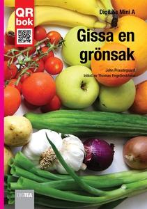 Gissa en grönsak - DigiLäs Mini A (e-bok) av Jo