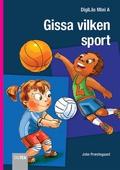 Gissa vilken sport - DigiLäs Mini A