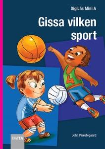 Gissa vilken sport - DigiLäs Mini A (e-bok) av