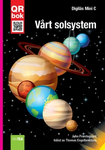 Vårt solsystem  - DigiLäs Mini C (e-bok) av Joh