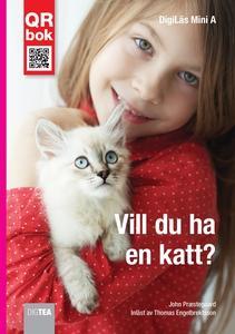 Vill du ha en katt? - DigiLäs Mini A (e-bok) av