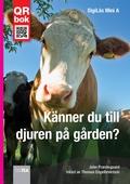 Känner du till djuren på gården? - DigiLäs Mini A