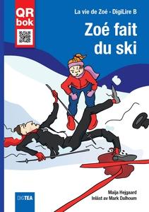 Zoé fait  du ski (e-bok) av Maija Hejgaard