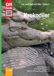 Krokodiler - Fakta C (e-bok) av John Præstegaar