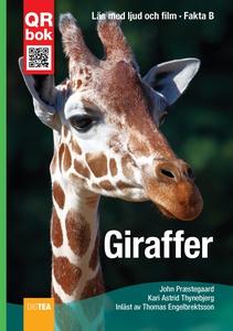 Giraffer - Fakta A (e-bok) av John Præstegaard,