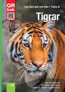 Tigrar - Fakta B (e-bok) av John Præstegaard, K