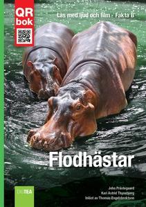 Flodhästar - Fakta B (e-bok) av John Præstegaar