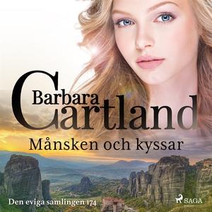 Månsken och kyssar (ljudbok) av Barbara Cartlan