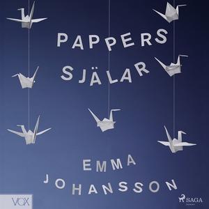 Papperssjälar (ljudbok) av Emma Johansson