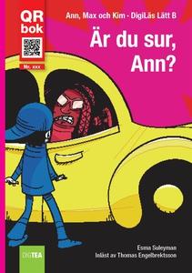 Är du sur, Ann? - DigiLäs Lätt B (e-bok) av Esm