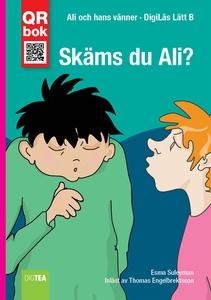 Skäms du Ali? - DigiLäs B (e-bok) av Esma Suley