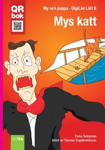 Mys katt - DigiLäs Lätt B (e-bok) av Esma Suley