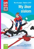 My åker  slalom - DigiLäs Lätt B