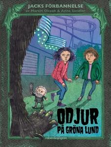 Odjur på Gröna Lund : Jacks förbannelse (e-bok)