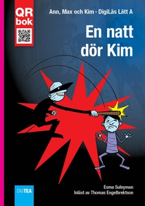 En natt dör Kim - DigiLäs Lätt A (e-bok) av Esm